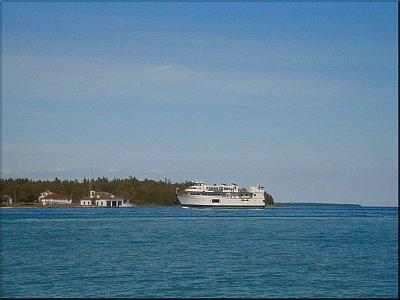 Emerald Isle Ferry Beaver Island