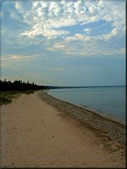 Bill Wagner Memorial Campground - Wide Open Beach